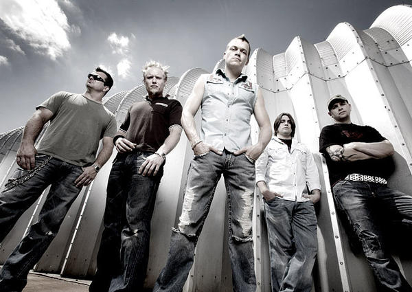 3 Doors Down Dates 2011