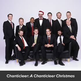 A Chanticleer Christmas Tickets Wharton Center Cobb Great Hall