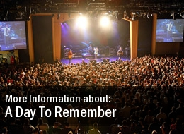 A Day To Remember Tickets Oklahoma City