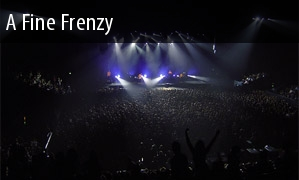 Concert A Fine Frenzy