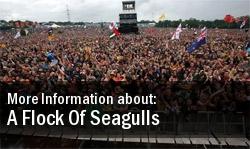 A Flock Of Seagulls O2 Academy Newcastle