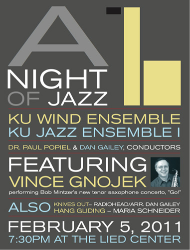 Tickets Show A Night Of Jazz
