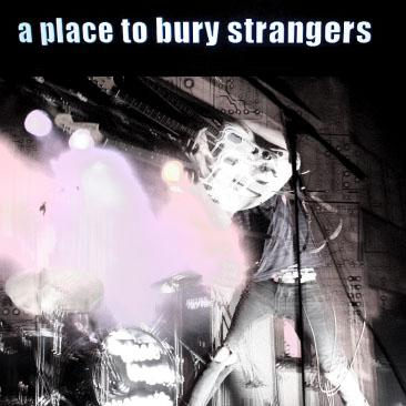 A Place To Bury Strangers Bluebird Theater