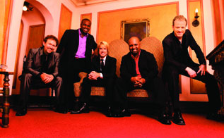 A Rockapella Holiday Tampa Theatre