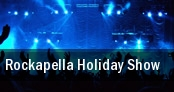 A Rockapella Holiday Tickets Smothers Theatre