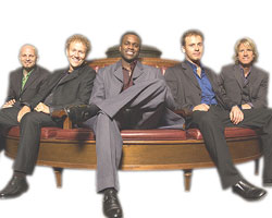 A Rockapella Holiday Show Tickets