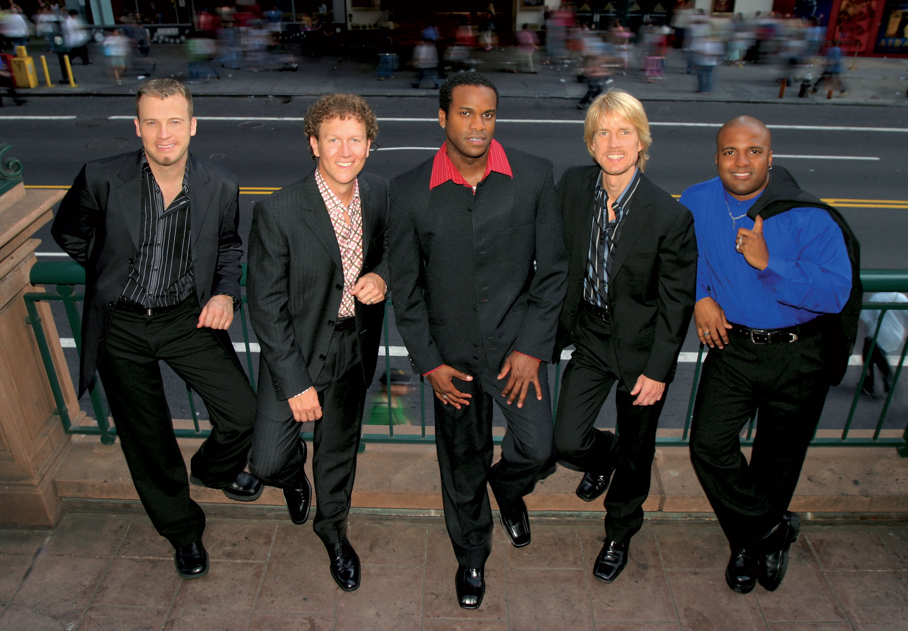Tour Dates 2011 A Rockapella Holiday