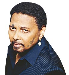 2011 Aaron Neville Dates Tour