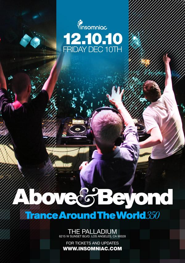 Above Beyond Tickets