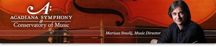 Show Acadiana Symphony Orchestra 2011