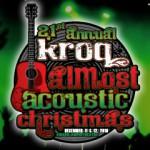 Dates Acoustic Christmas Tour 2011