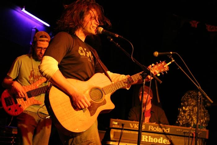 Adam Ezra Concert