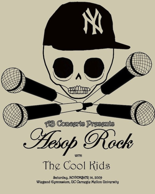 Tickets Show Aesop Rock