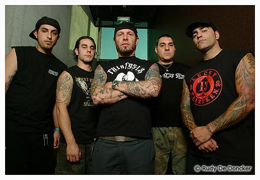 Agnostic Front The Chance Theater Ny