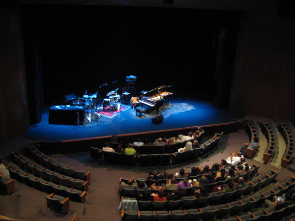 Ahmad Jamal Rose Theater At Lincoln Center