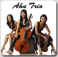 Ahn Trio Concert