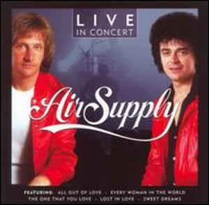Concert Air Supply
