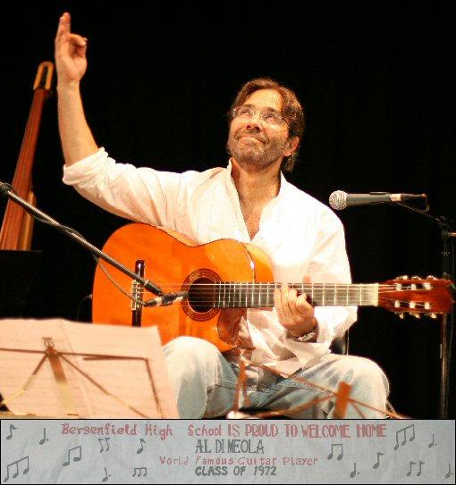 2011 Al Di Meola Show