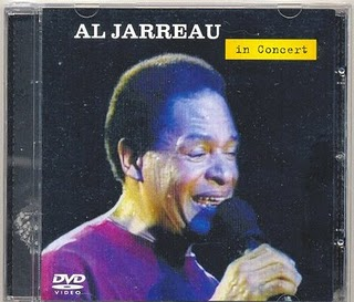 Al Jarreau Detroit