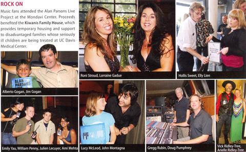 2011 Show Alan Parsons Live Project