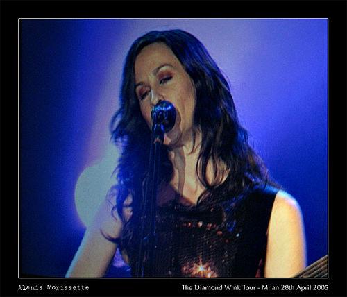 Tour Alanis Morissette Dates 2011