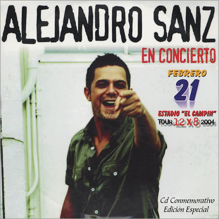 Alejandro Sanz 2011