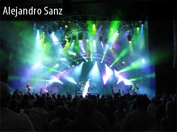 Alejandro Sanz Show 2011