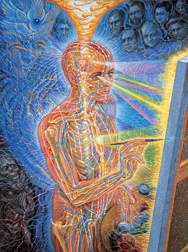 Alex Grey Baltimore
