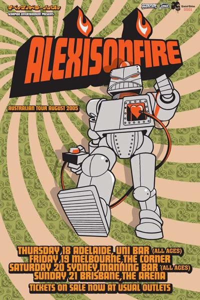 Dates 2011 Alexisonfire Tour