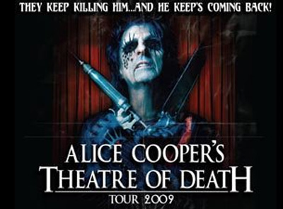 Alice Cooper 2011