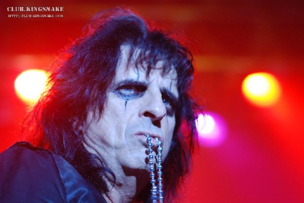 Alice Cooper 2011 Dates