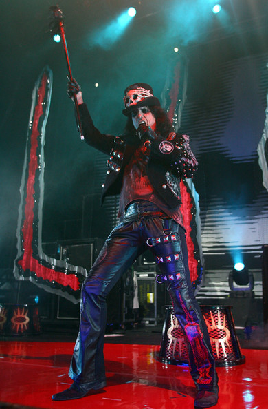 Alice Cooper Dates 2011