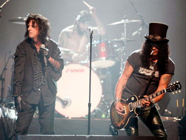 Dates Tour 2011 Alice Cooper