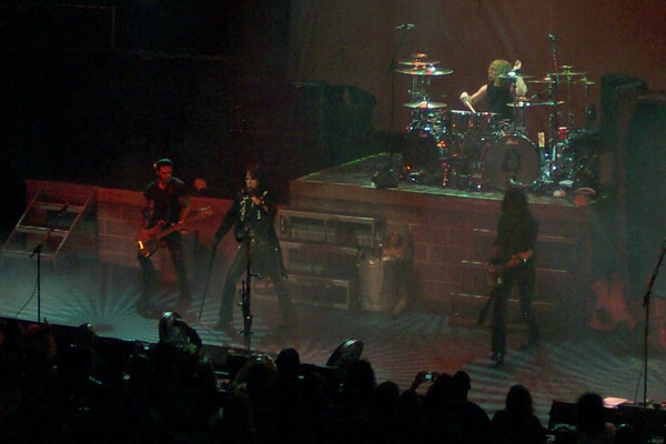 Tour Dates 2011 Alice Cooper