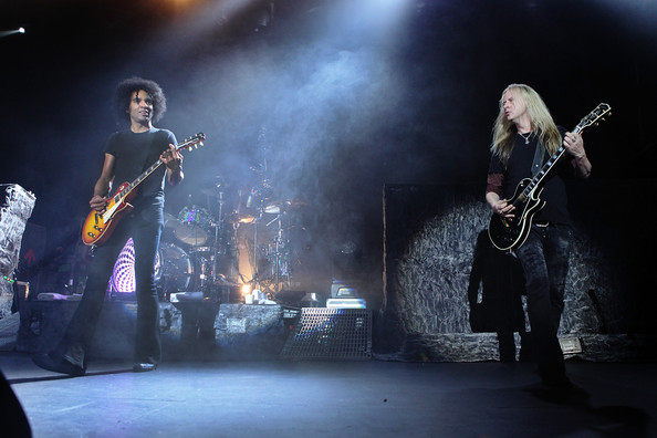 2011 Alice In Chains Dates