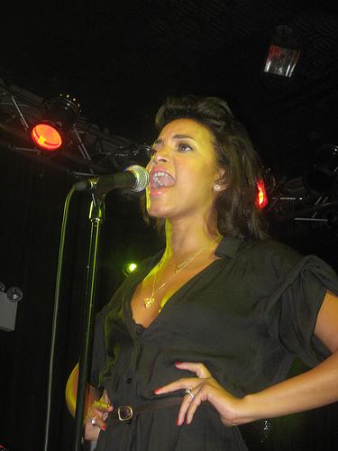 Alice Smith 2011 Show