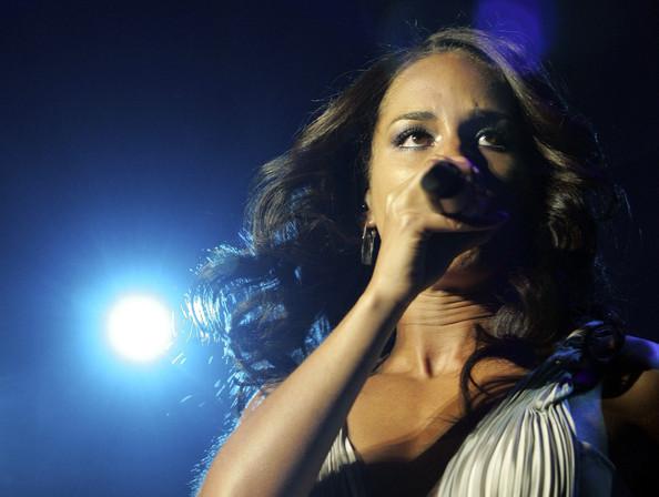 Alicia Keys 2011 Show