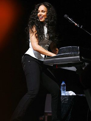 Tickets Alicia Keys Show