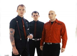 Alkaline Trio Concert