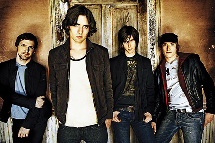 2011 Dates All American Rejects