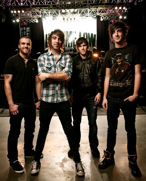 Dates All Time Low 2011 Tour