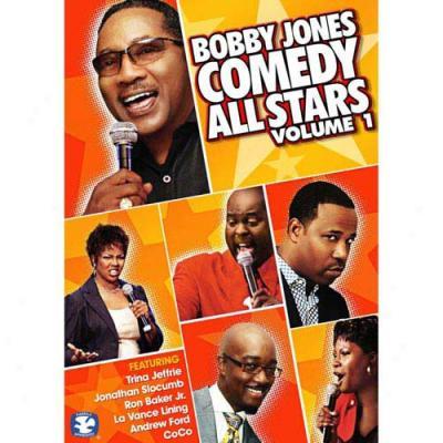2011 Show Allstars Of Comedy