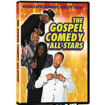 Show Allstars Of Comedy 2011