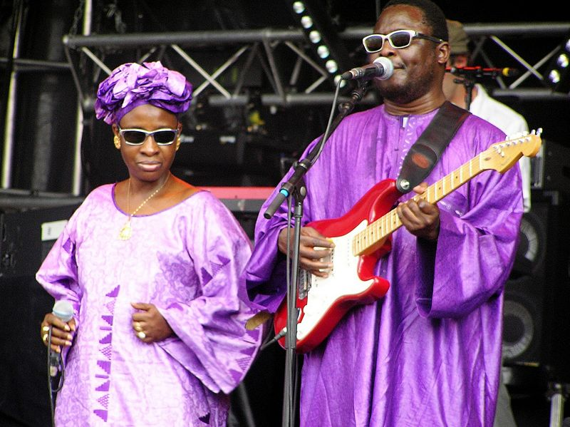 Amadou Mariam Concert
