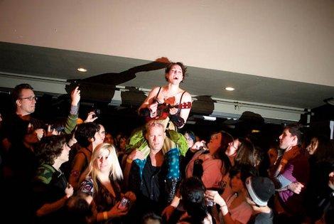 Amanda Palmer Dates 2011