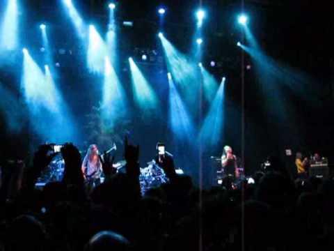 Amorphis 2011 Show