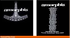 Dates Tour 2011 Amorphis