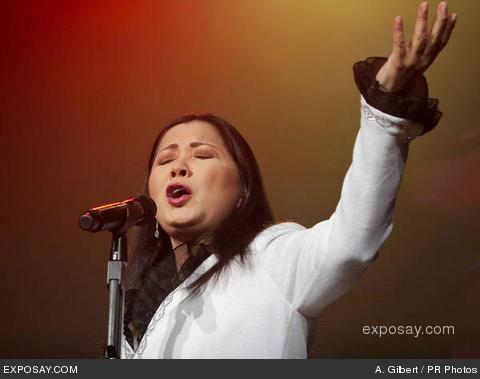 Concert Ana Gabriel