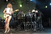 Ana Popovic 2011 Show
