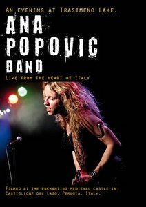Dates Tour Ana Popovic 2011